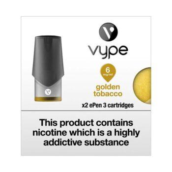 golden tabacco 6mg