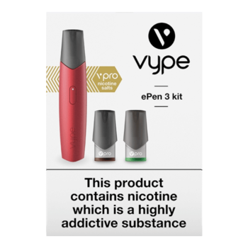 vype epen 3 red