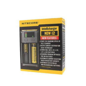 Nitecore Intellicharger New i2 Battery Charger 2